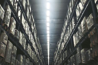 servicio de almacenaje